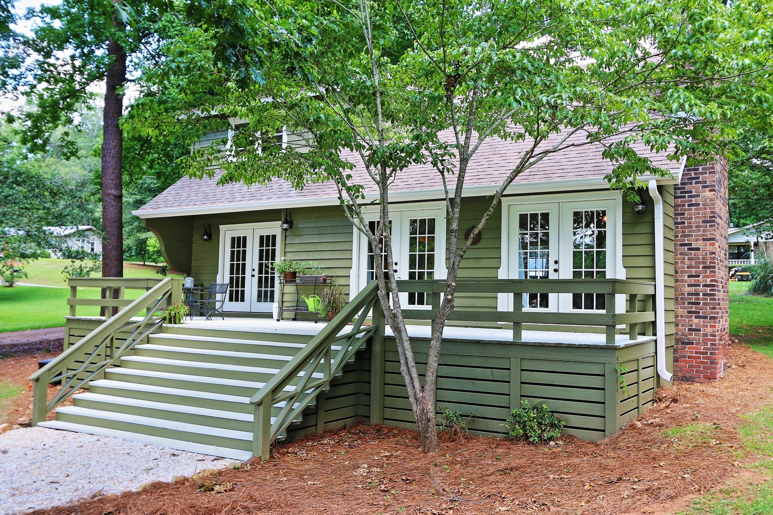 Lake Martin Cabin For Sale