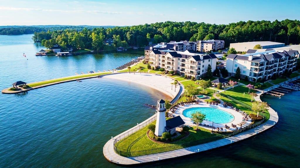 Harbor Pointe Condo For Sale In Stillwaters Lake Martin